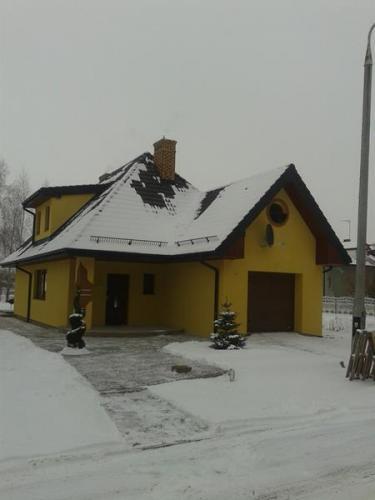Budynek mieszkalny jednorodzinny w Słupnie