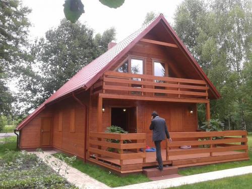 Budynek mieszkalny jednorodzinny w m. Klusek